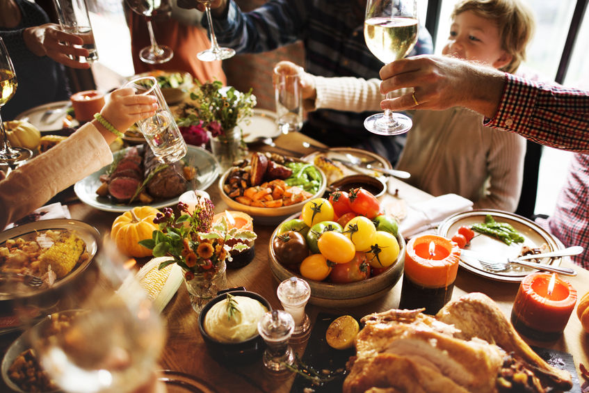 Center for Family Medicine Sherman Texas 3 Dangers Of Overeating At Thanksgiving