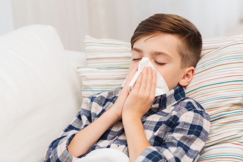 Center for family medicine Is It Allergies Or A Cold When To Take Your Child To The Doctor