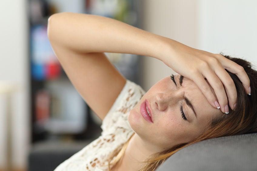 What Is A Menstrual Migraine? Treatment For Hormonal Headache